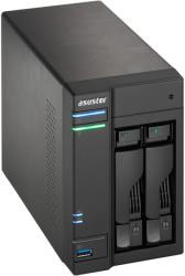 asustor as6202t profi 2 bay nas server business photo