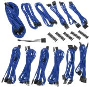bitfenix alchemy 20 psu cable kit bqt series dpp blue photo