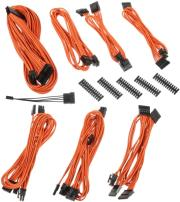 bitfenix alchemy 20 psu cable kit bqt series sp10 orange photo