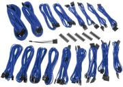 bitfenix alchemy 20 psu cable kit csr series blue photo
