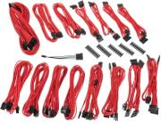 bitfenix alchemy 20 psu cable kit evg series red photo