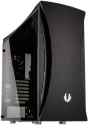 case bitfenix aurora midi tower black tempered glass window photo