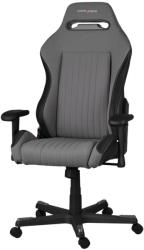 dxracer drifting de91 gaming chair grey black photo