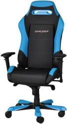 dxracer iron is11 gaming chair black blue photo