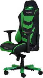 dxracer iron is166 gaming chair black green photo