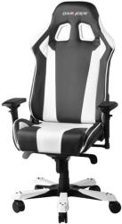 dxracer king ks06 gaming chair black white photo