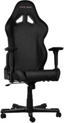 dxracer racing rf0 gaming chair black photo