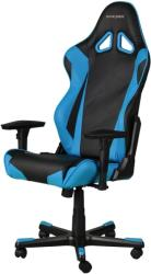 dxracer racing re0 gaming chair black blue photo