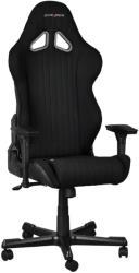 dxracer racing rf05 gaming chair black photo
