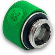ek water blocks ek hdc fitting 12mm g1 4 green photo