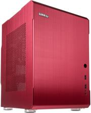 case lian li pc q34rd mini itx red photo