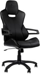nitro concepts e200 race gaming chair black photo