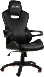 NITRO CONCEPTS E200 RACE GAMING CHAIR BLACK/CARBON gadgets   παιχνίδια   gaming chairs