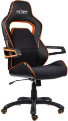 nitro concepts e220 evo gaming chair black orange photo
