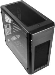 case phanteks enthoo pro m midi tower anthracite acrylic window photo