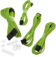 phanteks extension cable set 500mm green photo