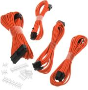 phanteks extension cable set 500mm orange photo