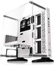 case thermaltake core p3 snow edition atx wall mount chassis photo