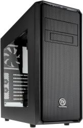 case thermaltake versa h35 midi tower black window photo