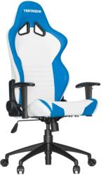 vertagear racing series sl2000 gaming chair white blue photo