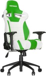 vertagear racing series sl4000 gaming chair white green photo