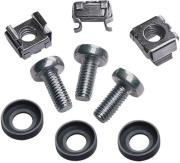 intellinet 712194 cage nut set 20pcs photo