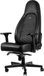 NOBLECHAIRS ICON GAMING CHAIR BLACK/BLACK gadgets   παιχνίδια   gaming chairs