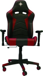 AZIMUTH GAMING CHAIR 168S BLACK/RED gadgets   παιχνίδια   gaming chairs