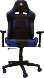 AZIMUTH GAMING CHAIR 168S BLACK/BLUE gadgets   παιχνίδια   gaming chairs