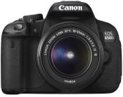 canon eos 650d kit ef s 18 55mm dc iii photo