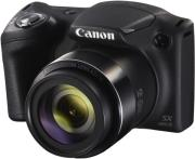canon powershot sx420 is black photo