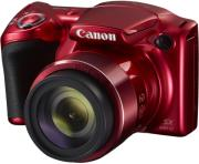 canon powershot sx420 is red photo