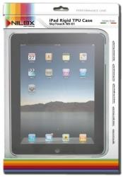 nilox ipad hard cover white photo