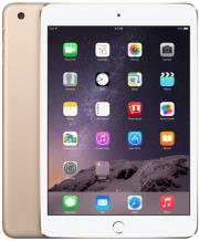 tablet apple ipad mini 3 retina touch id 79 128gb wi fi gold photo