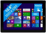 tablet microsoft surface 3 108 fhd quad core 128gb wifi bt windows 10 black photo