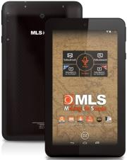 tablet mls iqtab atlas 64 7 ips quad core 8gb destinator talkdrive android 51 black photo