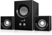 genius speaker sw 21 375 blk 12w photo