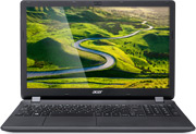 laptop acer aspire es1 571 p7jk 156 fhd intel dual core 3558u 4gb 128gb linux black photo