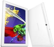 tablet lenovo a10 70l 101 fhd ips quad core 16gb wifi bt gps 4g android 44 pearl white photo