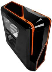 case nzxt phantom 410 black orange photo