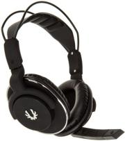 bitfenix flo gaming headset softouch black photo