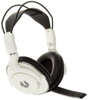 bitfenix flo gaming headset softouch white photo