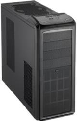 case solytech elb 660 midi tower black photo