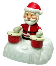 usb musical santa claus photo