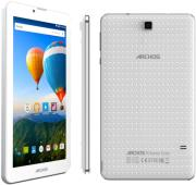 tablet archos 70 xenon color 7 ips quad core 8gb 3g wifi dual sim bt gps android 51 white photo