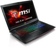 laptop msi ge72 6qd 019nl 173 fhd intel core i7 6700hq 8gb 1tb nvidia gf gtx960m 2gb win 10 photo