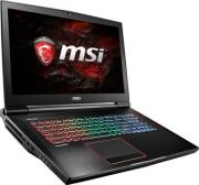 laptop msi gt73vr 6re 205nl 173 fhd intel core i7 6820hk 16gb 1tb 2x 128gb gtx1070 8gb win10 photo