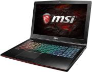 laptop msi ge62vr 6rf 081nl 156 fhd core i7 6700hq 16gb 1tb 256gb m2 nvidia gtx1060 3gb win10 photo