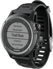 sportwatch garmin fenix 3 grey photo