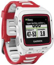sportwatch garmin forerunner 920xt hrm white red photo